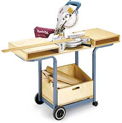 Mobile Table Saw Workstation Plans House Design And