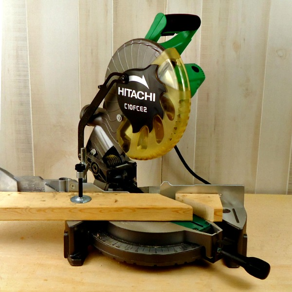 Hitachi miter saw review and setup tips greentooth Choice Image