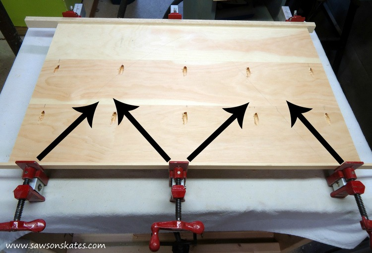 These 6 workshop tips will help you clamp your DIY project like a pro - clamp position