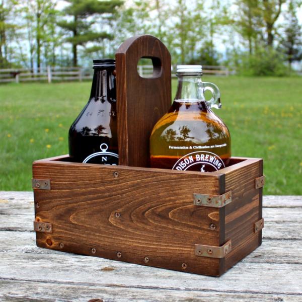 Diy Craft Beer Carrier