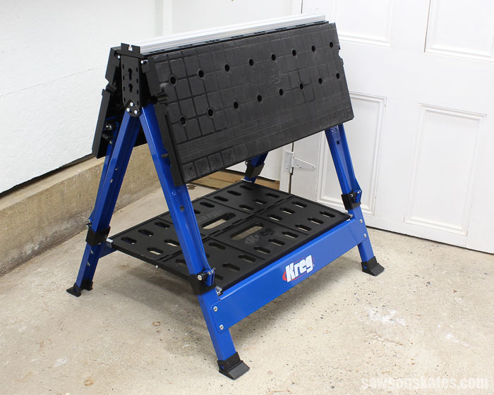 Best Workbench Features - Can the workbench you're considering for your workshop be used as a sawhorse?