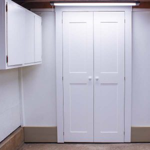 Make your own doors with pocket holes