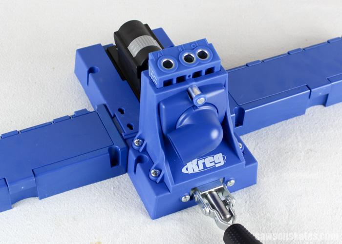Best DIY tips - Kreg Jig K5 is the best for building DIY furniture