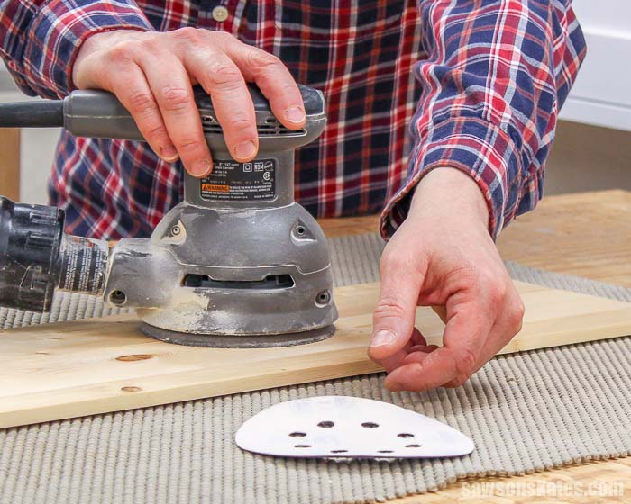 The Fix For Sanding Discs That Won T Stick To Your Sander