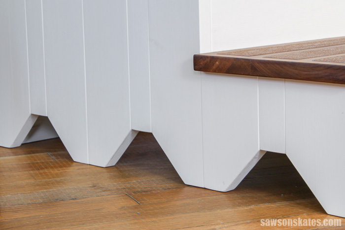 Easy to make DIY dog stairs