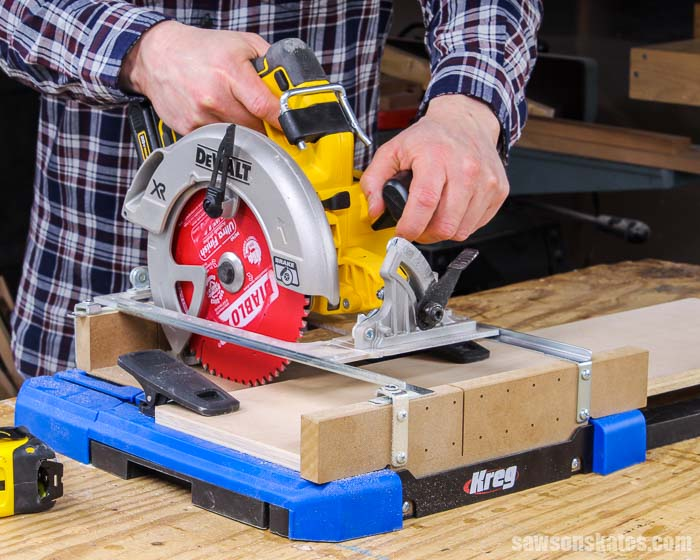 The Kreg Crosscut Station turns a circular saw into a tool that makes accurate crosscuts and miter cuts. It's easy to use, but is it right for everyone?